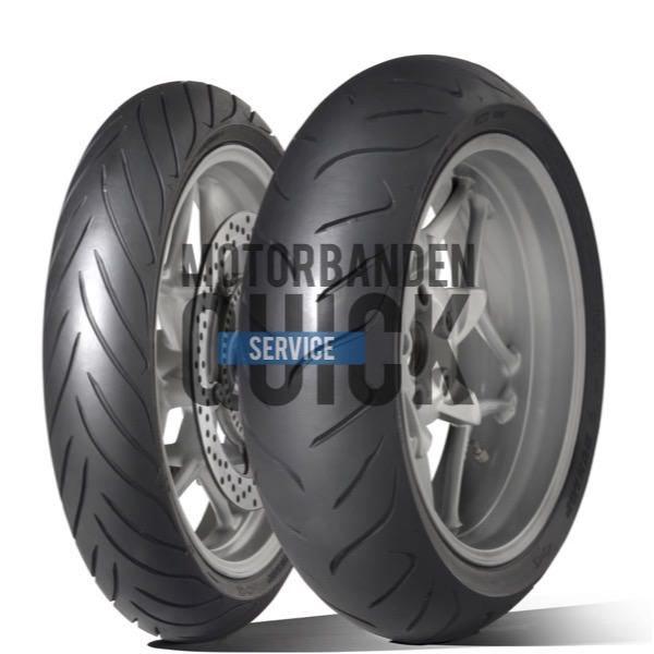 Dunlop 190 55 ZR17  Sportmax Roadsmart III SP