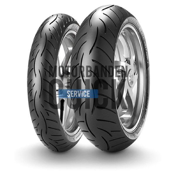 Metzeler120 70ZR18 (59W)(M) ROADTEC Z8 INTERACT