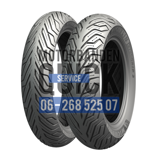 Michelin 140/70 - 16  65S CITY GRIP 2 Rear