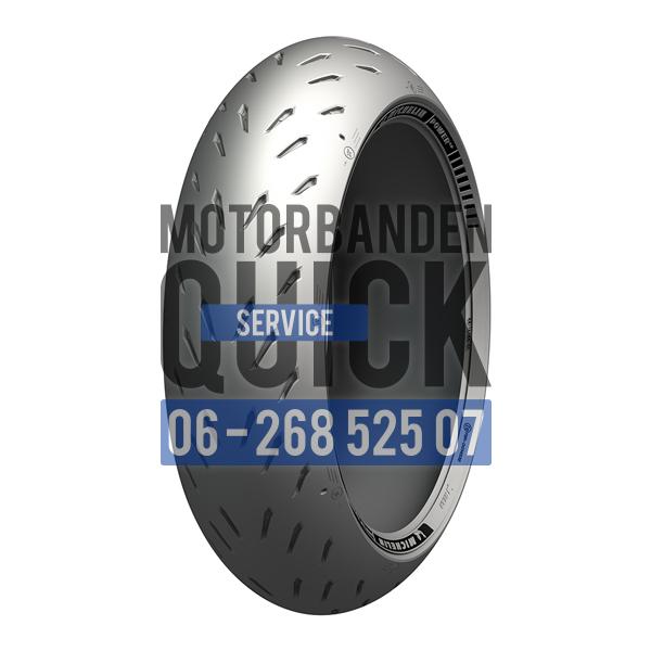 Michelin 190/55 ZR 17  (75W) POWER GP Rear