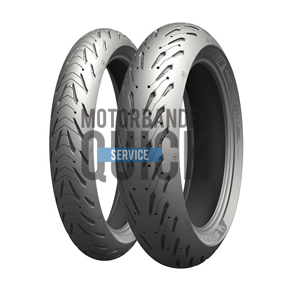 Michelin 190/55 ZR 17  (75W) ROAD 5 GT Rear