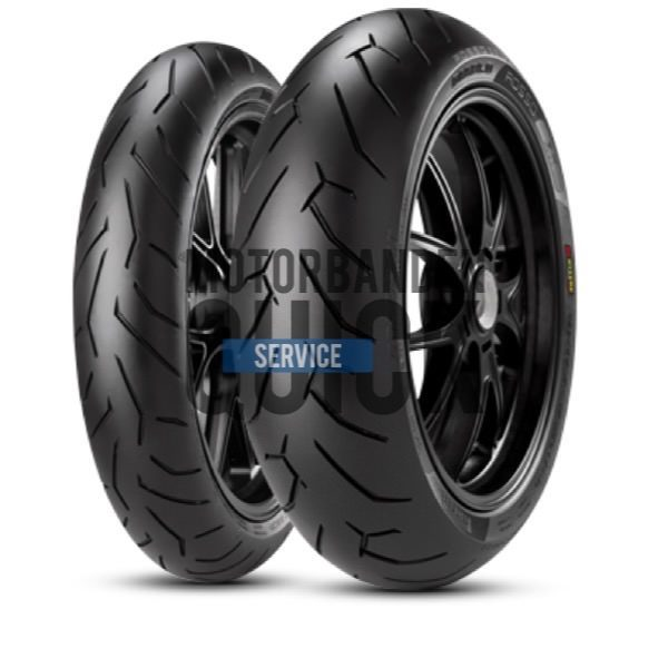 Pirelli  120 70ZR17 (58W)(K) DRII