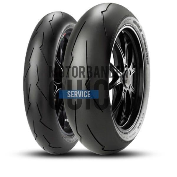 Pirelli 120 70ZR17 58Wv2 SC2 Diablo SC2