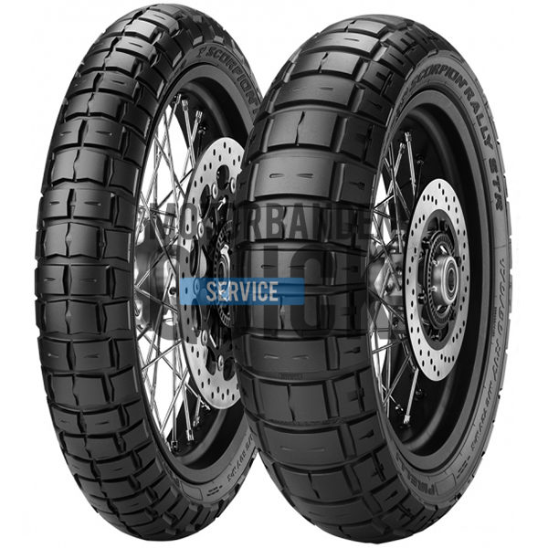 Pirelli 100 80 - 16 M C 50P Scorpion Rally Street